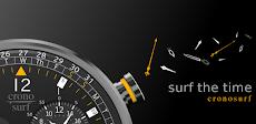 Cronosurf Wave watchのおすすめ画像1