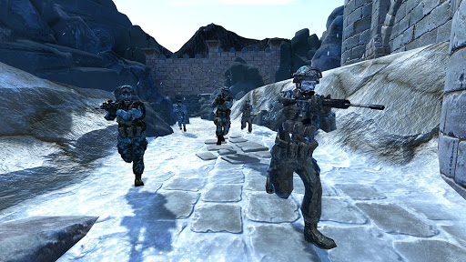 Counter Critical Strike CS: Army Special Force FPS 3.0 screenshots 2