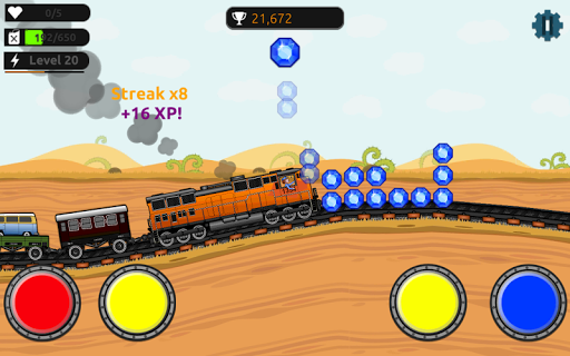 rails and metal screenshot 2