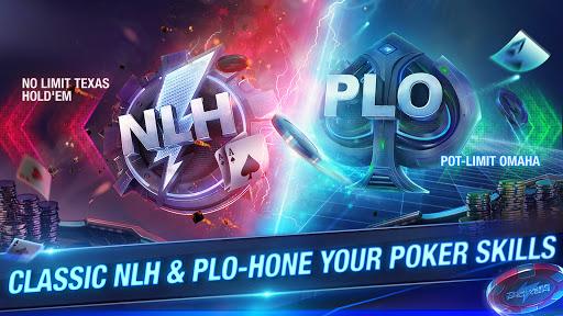 Thunder Poker : Holdem, Omaha 1.8.0 screenshots 2
