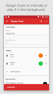 Seconds Pro Interval Timer v3.0.12 [Paid] 4