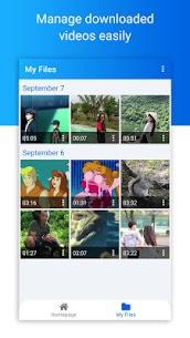 Free Video downloader for Facebook 5