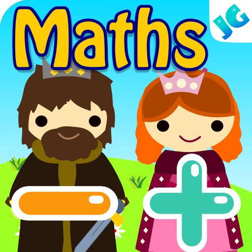 Kingdom Maths: maths kids game For PC Windows (7, 8, 10 and 10x) & Mac Computer