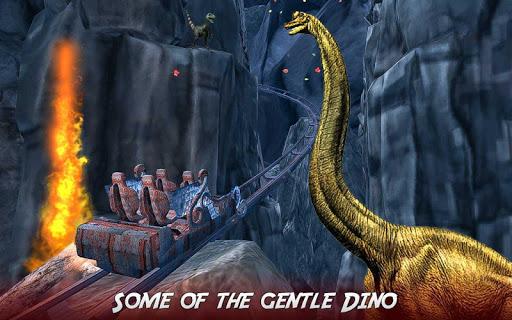 Real Dinosaur RollerCoaster VR apktram screenshots 6