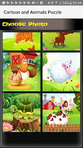 Download Sliding Puzzle Cartoon&Animals  For Your Pc, Windows and Mac 1