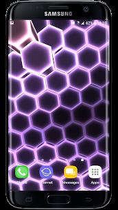 Hex Particles II 3D Live Wallpaper APK 1