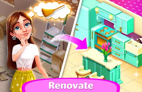 Resort Hotel: Bay Story Mod Apk (Unlimited Gold Coins) 2