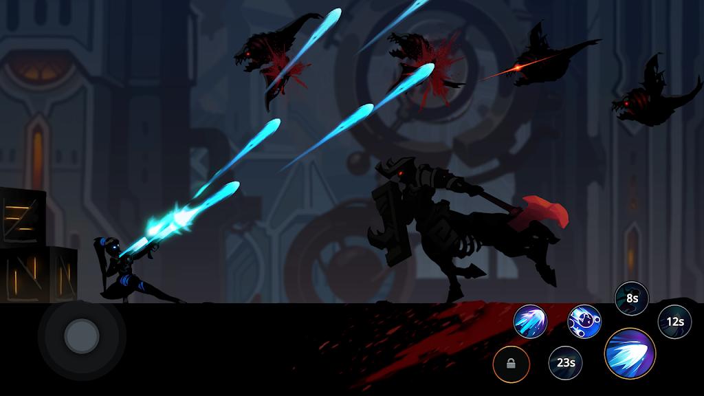 Shadow Knight: Ninja Assassin Epic Fighting Games poster 12
