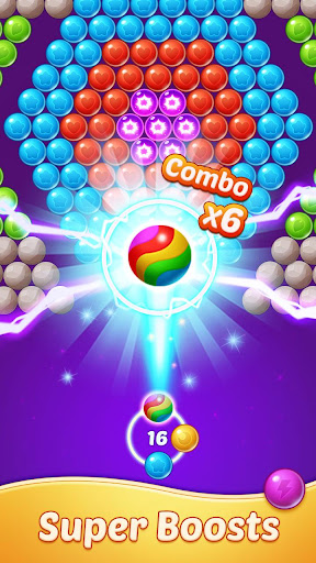 Bubble Shooter Pop - Blast Bubble Star  screenshots 2