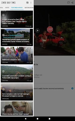 Centre Daily Times - PA news 7.7.0 screenshots 6