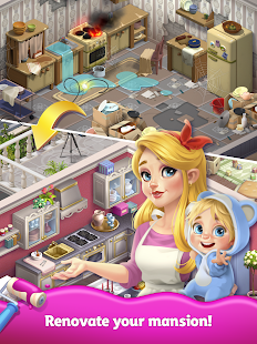 Merge Matters: Home renovation game with a twist