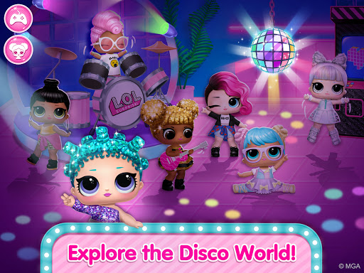 L.O.L. Surprise! Disco House u2013 Collect Cute Dolls 1.0.12 screenshots 11