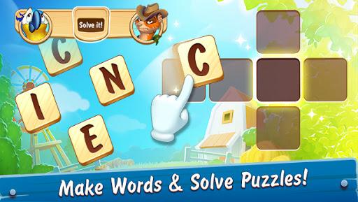 Word Farm Adventure: Free Word Game  screenshots 5
