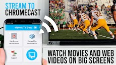 TV Cast Pro for Chromecastのおすすめ画像1