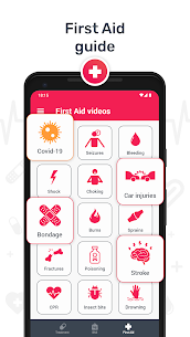 Health – BMI Check, First Aid Guide, Pill Reminder 2