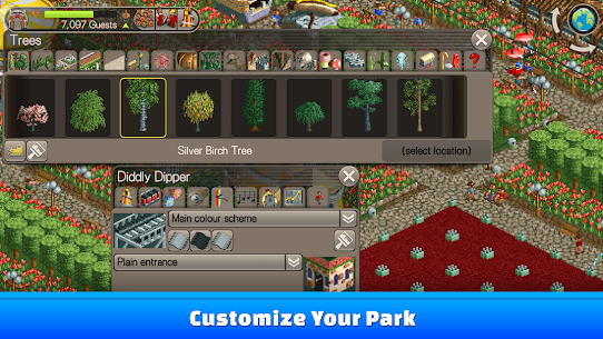 Free RollerCoaster Tycoon® Classic 5