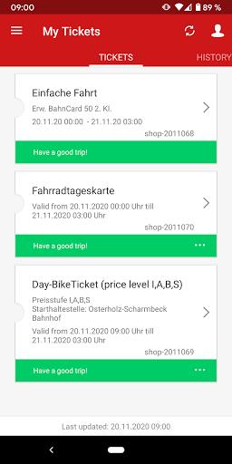 FahrPlaner  Screenshots 8