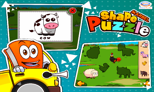 Marbel Shape Puzzle Kids Games modavailable screenshots 2