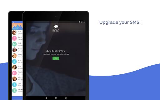 Mood Messenger - SMS & MMS android2mod screenshots 12