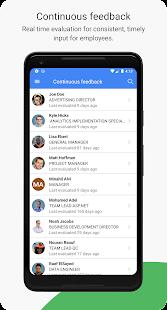 AssessTEAM - Employee Performance Management App