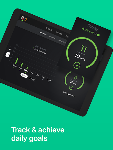 Yousician - An Award Winning Music Education App  Screenshots 12