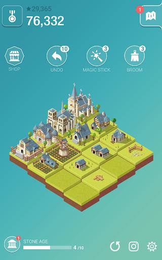 Age of 2048u2122: Civilization City Merge Games  screenshots 13