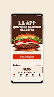 Burger Kingu00ae Mexico 3.18.0 Screenshots 5