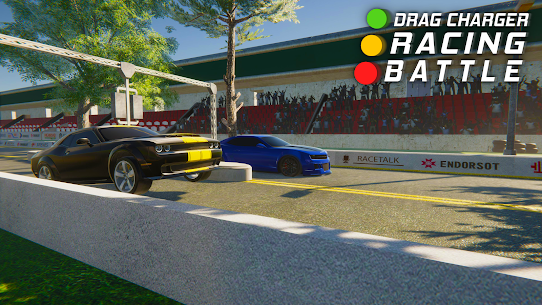 Drag Charger Racing Battle 4