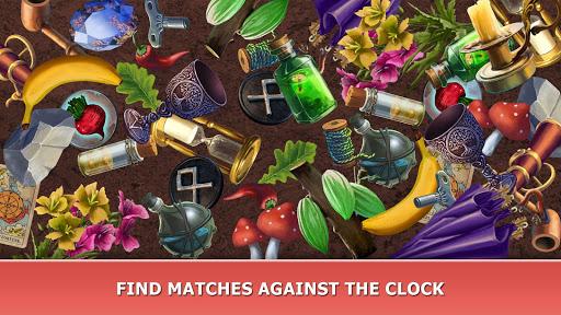 Hiddenverse: Witch's Tales - Hidden Object Puzzles apktram screenshots 4