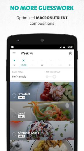 Freeletics Nutrition  Screenshots 3