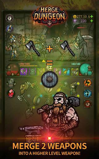 Merge Dungeon 2.3.1 screenshots 7