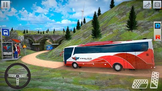 Modern Bus Simulator New Parking Games – Bus Games 4