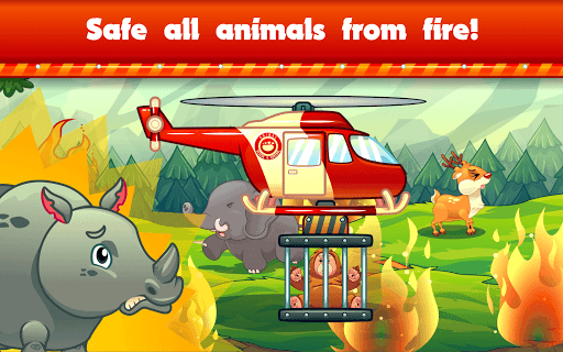 Marbel Firefighters - Kids Heroes Series android2mod screenshots 14