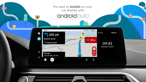 TomTom AmiGO - GPS Navigation android2mod screenshots 8