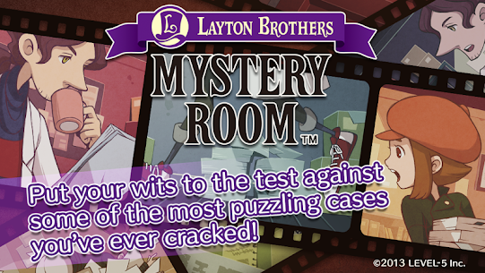 LAYTON BROTHERS MYSTERY ROOM For Pc – Free Download For Windows 7, 8, 8.1, 10 And Mac 1