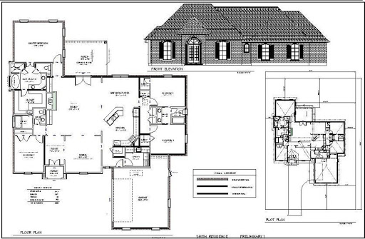 Architecture House Drawing 11.0 Screenshots 2