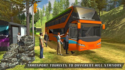 Bus Simulator 2021: Bus Games screenshots 13
