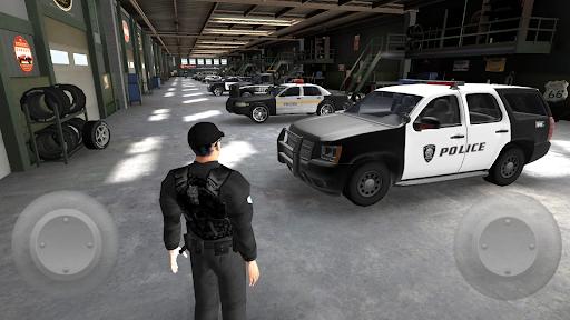 Police Car Drift Simulator 3.02 screenshots 7