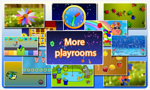 Super touch games for kids free filehippodl screenshot 1