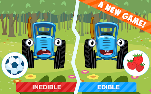 The Blue Tractor: Fun Learning Games for Toddlers 1.2.0 Screenshots 9