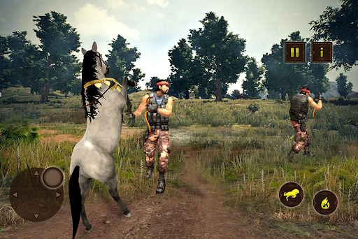 Horse Family Jungle Adventure Simulator Game 2020 screenshots 9