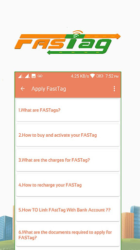 fastag - buy, active, recharge, help 2020 screenshot 3