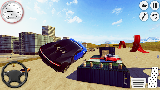 Ultimate City Car Crash 2019: Driving Simulator  screenshots 4