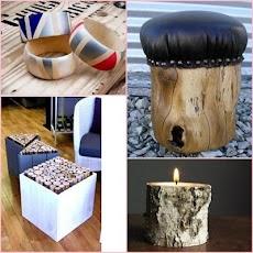 創造的な木材工芸のアイデアのおすすめ画像5