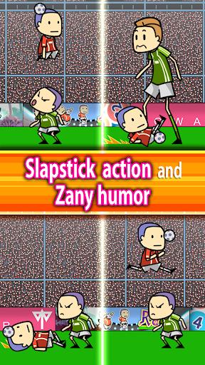 Running Cup - Soccer Jump  screenshots 3