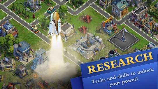DomiNations Mod Apk (Unlimited Gold/Food/Oil) 10