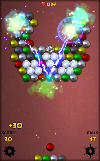 Magnet Balls PRO Free: Match-Three Physics Puzzle screenshots 20