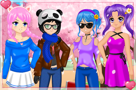 Anime Date Dress Up For Pc | How To Install (Download On Windows 7, 8, 10, Mac) 1