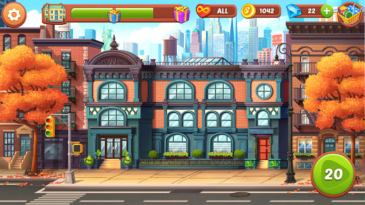 Hotel Fever: Grand Hotel Tycoon Story  screenshots 1