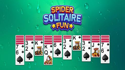 Spider Solitaire Fun  screenshots 8